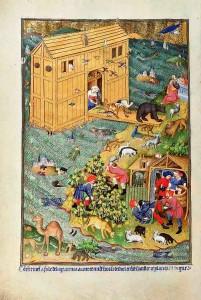 1109 El arca de Noé
