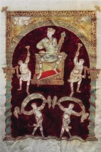 1172 El Salterio Dorado