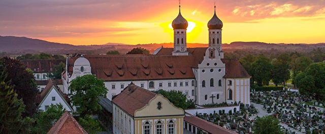 [img1] Monasterio de Benediktbeuern (fuente münchen.de)