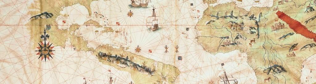 Mapamundi (Vespucci, 1526) (Hispanic Society of America)